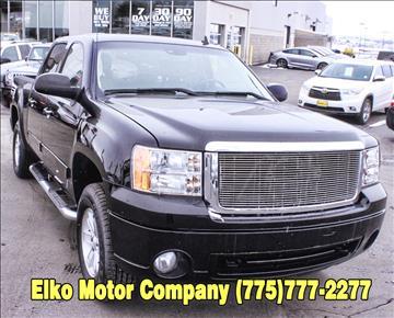 Cars for sale in elko nv for Elko motor company elko nevada