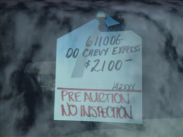2000 Chevrolet Express Passenger for sale in Elko, NV