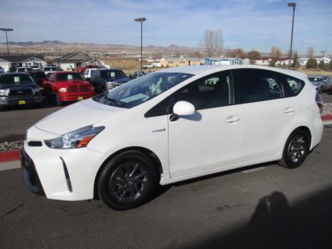 2017 Toyota Prius v for sale in Elko, NV