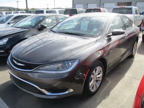 2016 Chrysler 200 for sale in Elko, NV