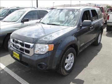 Ford escape for sale elko nv for Elko motor company elko nevada