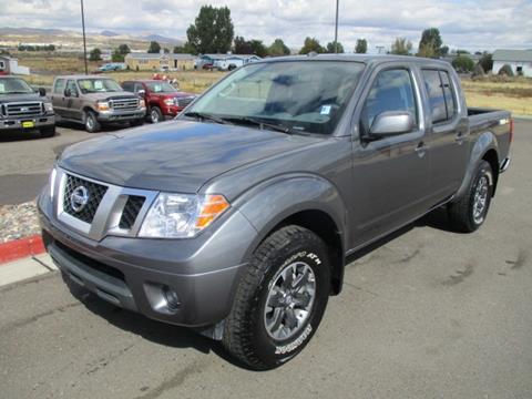 2017 Nissan Frontier for sale in Elko, NV