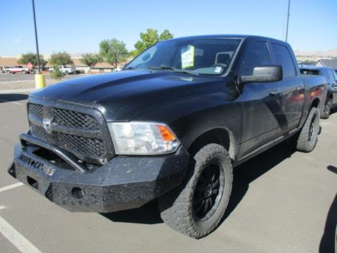 2013 RAM Ram Pickup 1500 for sale in Elko, NV