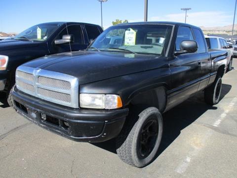 2001 Dodge Ram Pickup 1500 for sale in Elko, NV