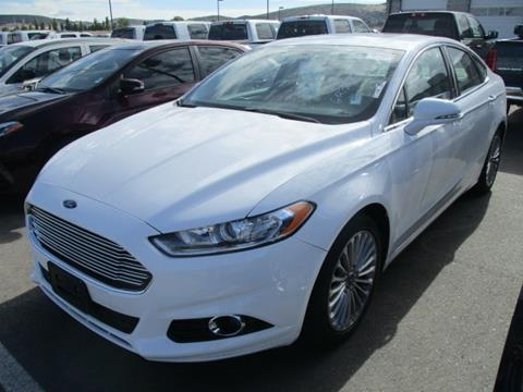 2016 Ford Fusion for sale in Elko, NV