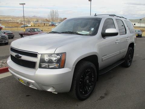 2012 Chevrolet Tahoe for sale in Elko, NV