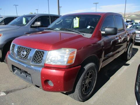 2006 Nissan Titan for sale in Elko, NV