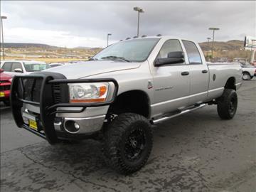 Dodge ram pickup 3500 for sale elko nv for Elko motors used cars