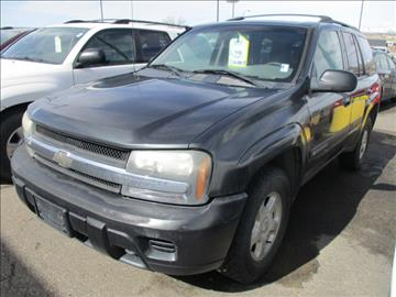 2003 Chevrolet TrailBlazer for sale in Elko, NV
