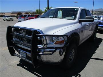 2012 RAM Ram Pickup 3500 for sale in Elko, NV