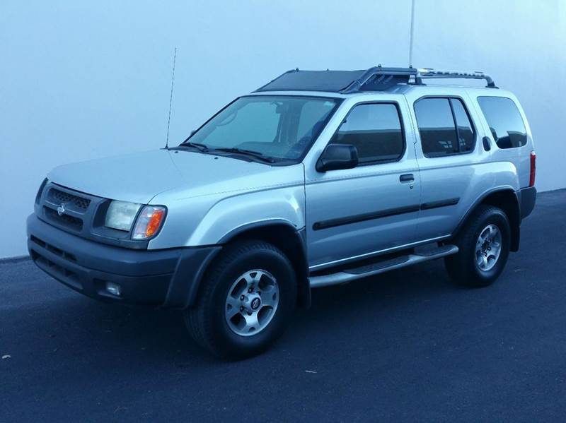 Used Cars in Las Vegas 2001 Nissan Xterra