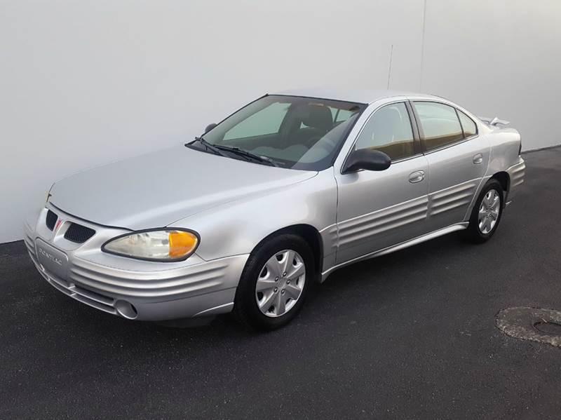 Used Cars in Las Vegas 2002 Pontiac Grand Am