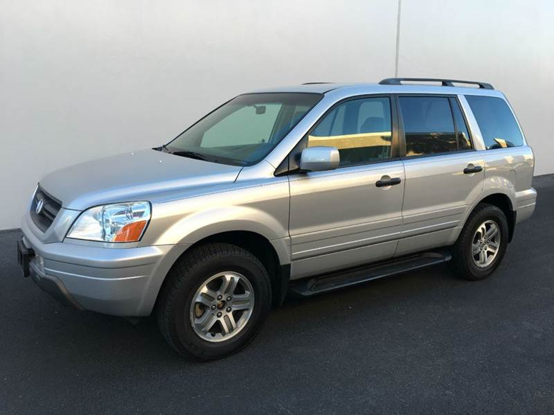 Used Cars in Las Vegas 2004 Honda Pilot
