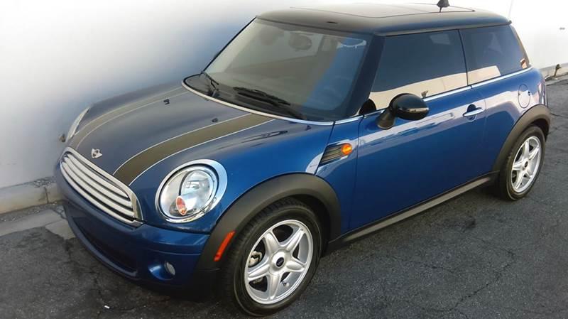 Used Cars in Las Vegas 2007 MINI Cooper