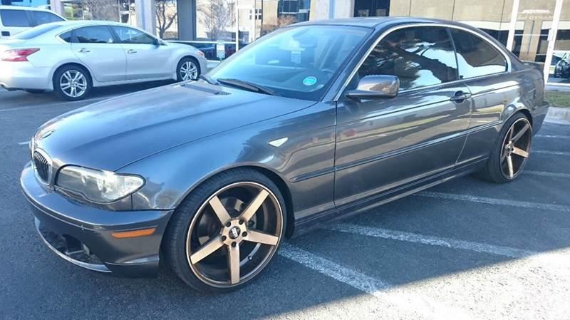 Used Cars in Las Vegas 2005 BMW 3 Series