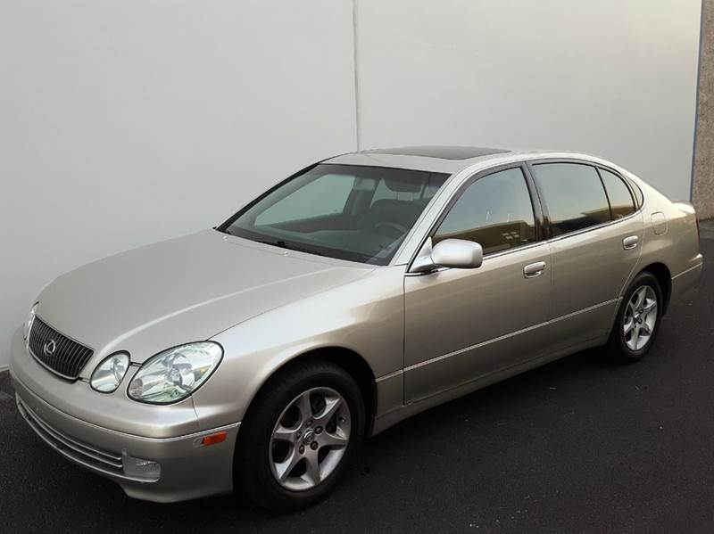Used Cars in Las Vegas 2003 Lexus GS 300