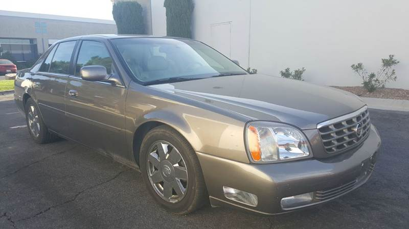 Used Cars in Las Vegas 2003 Cadillac DeVille