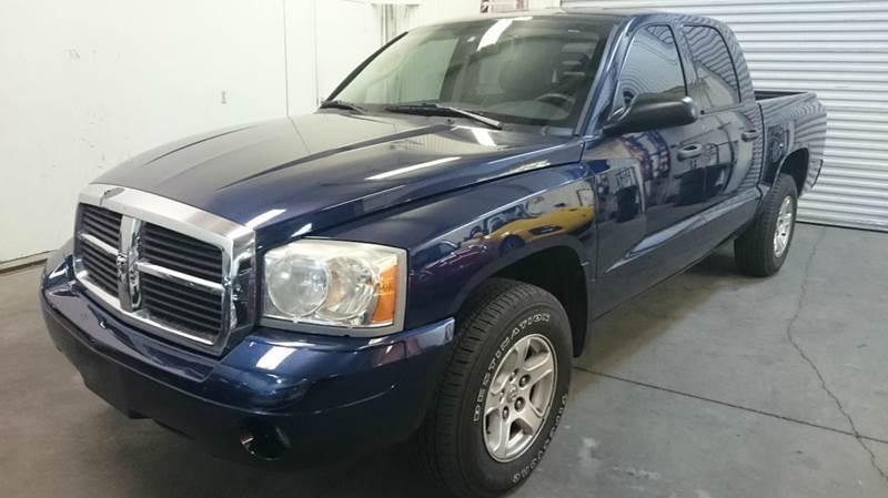 Used Cars in Las Vegas 2007 Dodge Dakota
