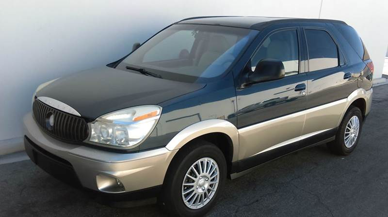 Used Cars in Las Vegas 2004 Buick Rendezvous
