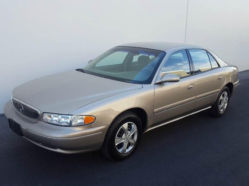Used Cars in Las Vegas 2001 Buick Century