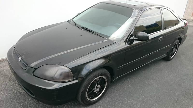 Used Cars in Las Vegas 1996 Honda Civic