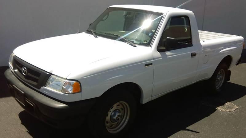 Used Cars in Las Vegas 2004 Mazda B