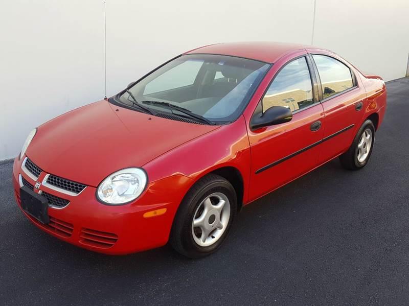 Used Cars in Las Vegas 2004 Dodge Neon