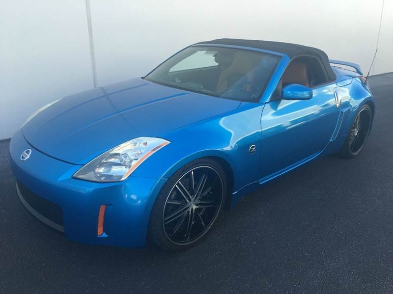 Used Cars in Las Vegas 2004 Nissan 350Z