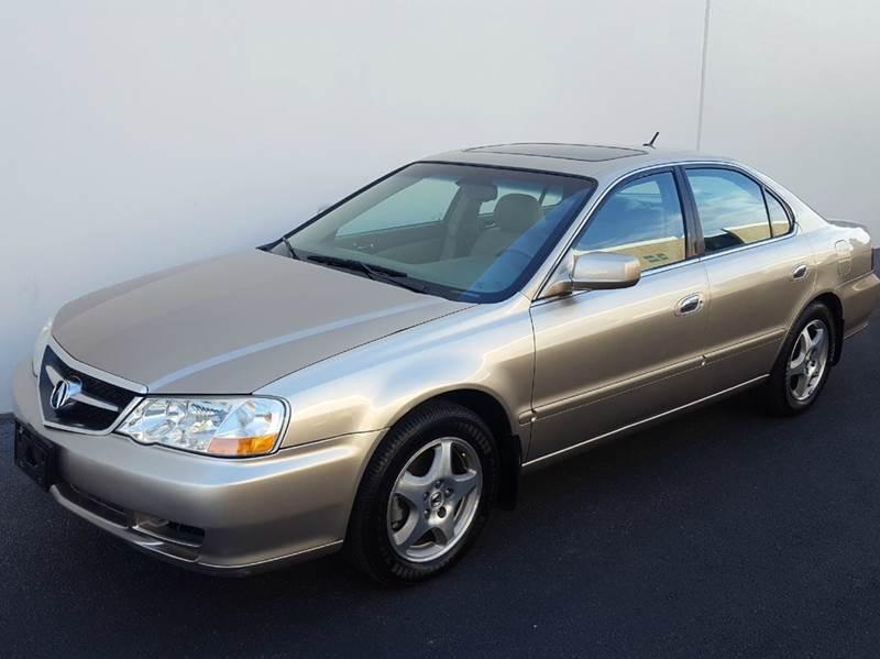 Used Cars in Las Vegas 2003 Acura TL
