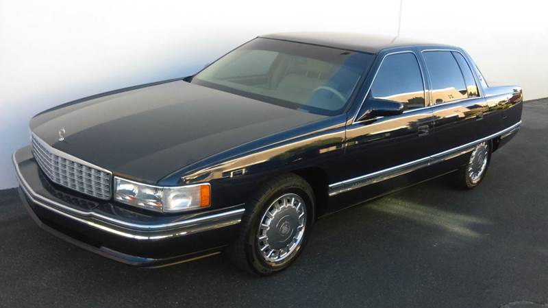 Used Cars in Las Vegas 1996 Cadillac DeVille