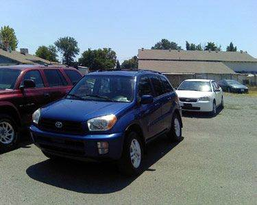 2003 Toyota RAV4 for sale in Redding CA