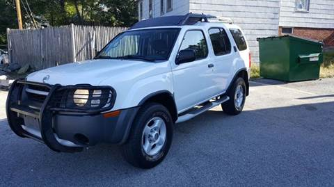 2002 Nissan Xterra for sale in Worcester, MA