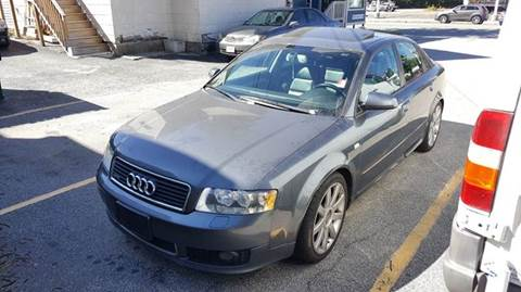 2004 Audi A4 for sale in Worcester, MA