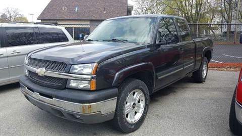 2004 Chevrolet Silverado 1500 for sale in Worcester, MA