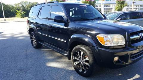 2005 Toyota Sequoia for sale in Worcester, MA
