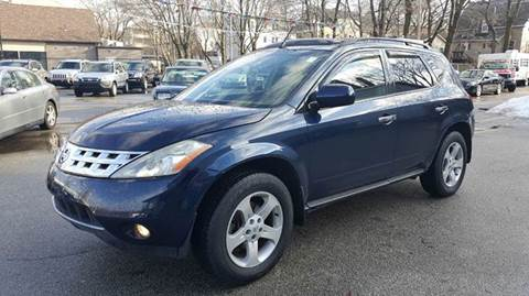 2004 Nissan Murano for sale in Worcester, MA
