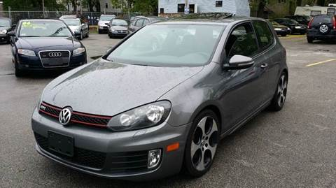 2010 Volkswagen GTI for sale in Worcester, MA