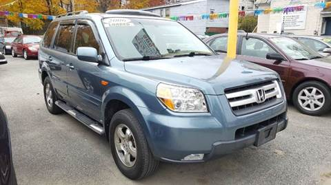 2006 Honda Pilot for sale in Worcester, MA