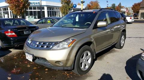 2005 Nissan Murano for sale in Worcester, MA