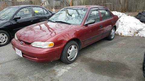 1999 Chevrolet Prizm for sale in Worcester, MA