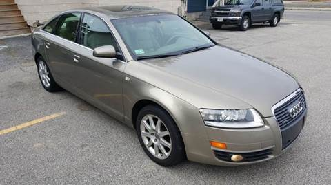 2005 Audi A6 for sale in Worcester, MA