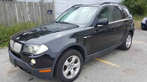 2007 BMW X3 for sale in Worcester, MA