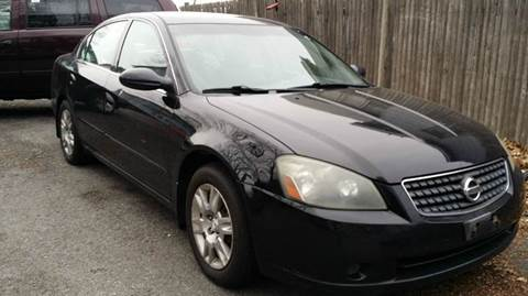 2005 Nissan Altima for sale in Worcester, MA