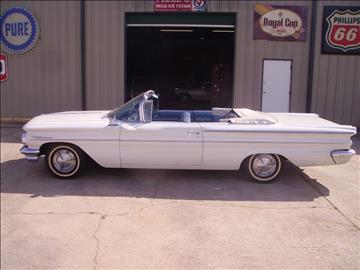 1960 Pontiac Catalina for sale in Bremen, GA