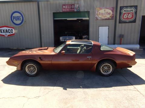 1980 Pontiac Trans Am for sale in Bremen, GA