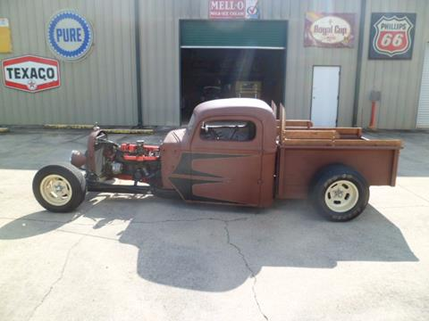 1937 Ford Truck RatRod for sale in Bremen, GA