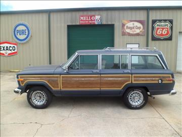 1989 Jeep Grand Wagoneer for sale in Bremen, GA