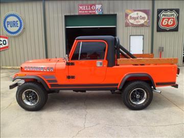 1982 Jeep Scrambler for sale in Bremen, GA