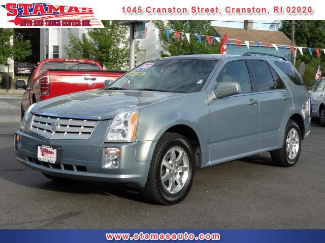 2007 Cadillac SRX for sale in Cranston RI