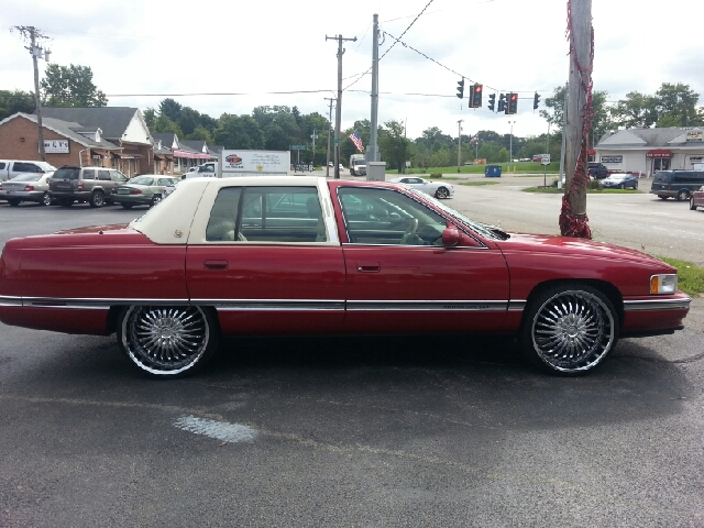 Used 1995 cadillac deville for sale for Motor inn spirit lake iowa